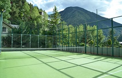 Anyos Park Paddle mi squash mi tennis
