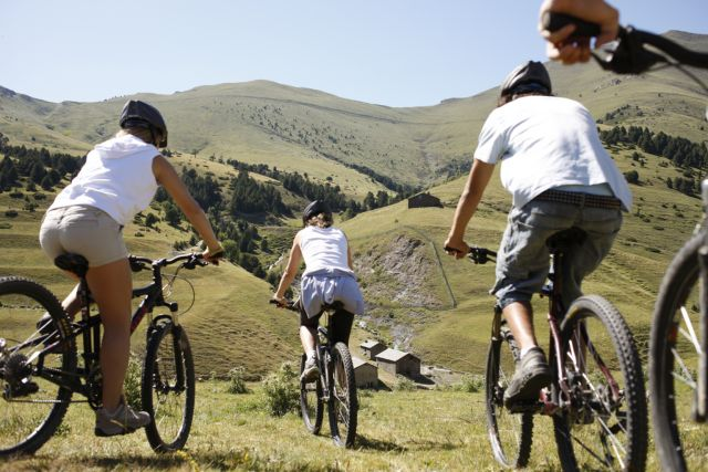 Excursion e-bike Andorre