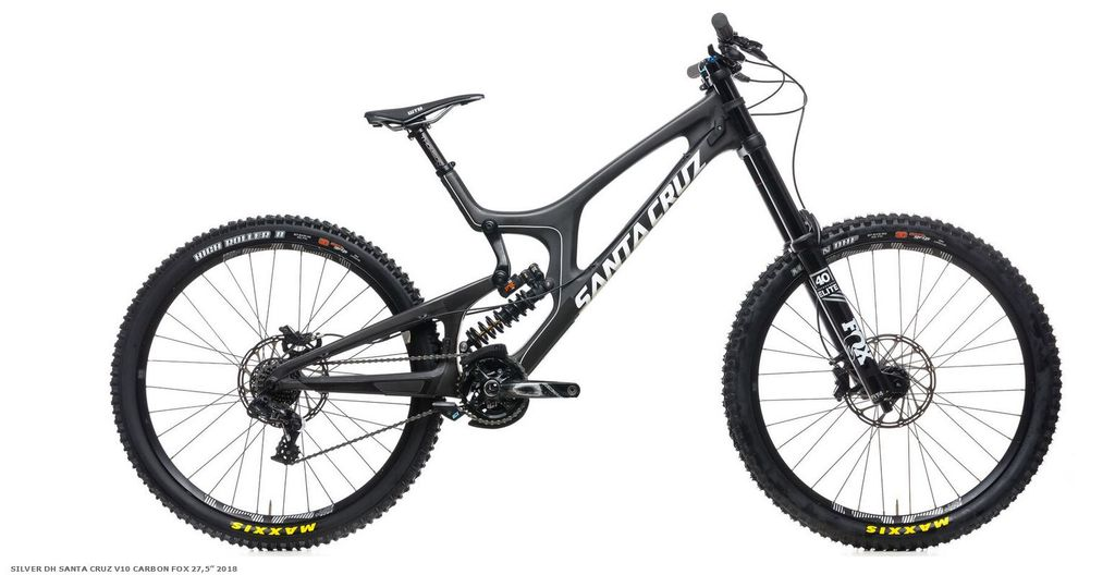 Location vélo DH Santa Cruz V10 Carbon 2018