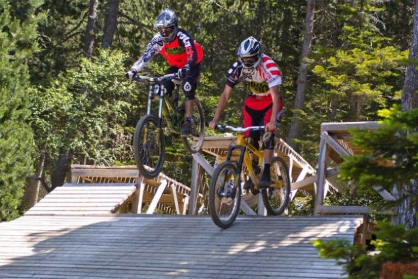 Vallnord Bike Park : Cours et Stages