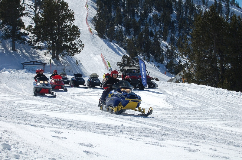 EXCURSIONS MOTO-NEIGE VALLNORD ORDINO ARCALIS