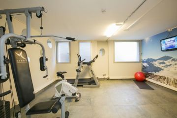 Hotel Mola Park Andorra - Salle Fitness