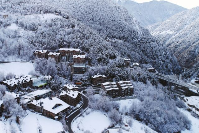 Hôtel Anyos Park Mountain Resort Andorre 4* Spa&w=360