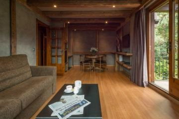 Hotel Anyos Park Andorra 4* Spa - Chambre Moutain Suite vue 2
