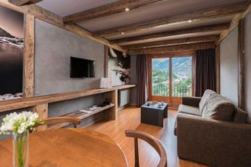 Hotel Anyos Park Andorre 4* Spa - Chambre Moutain Suite vue 1