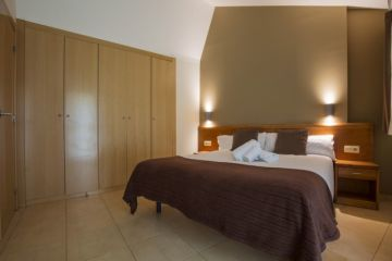 Appart Hotel Annapurna - Appartement 6-8 personnes - Chambre nº1