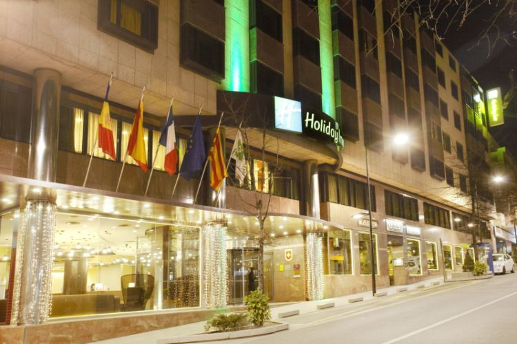 Hôtel Holiday Inn Andorre 5* Spa