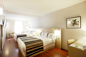 Hotel Holiday Inn Andorra 5* - Chambre Double Standard Queen Size vue 1