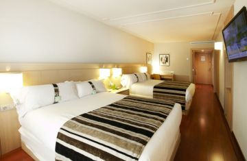 Hotel Holiday Inn Andorra 5* - Chambre Double Standard Queen Size vue 2