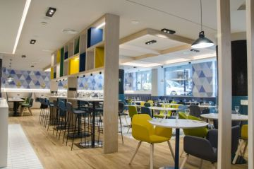 Hotel Andorra Holiday Inn 5* - Restaurant RDC